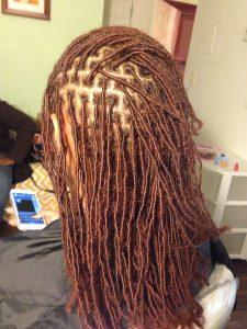 Detroit Mi Based U Natural Hair Dreadlock Services